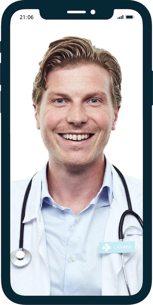 Glöm långa väntetider! På KRY får du träffa en läkare efter några minuter.