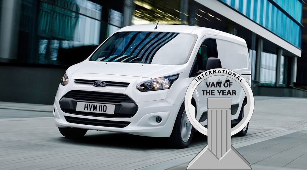 Ford Transit Connect International Van of the Year 2014