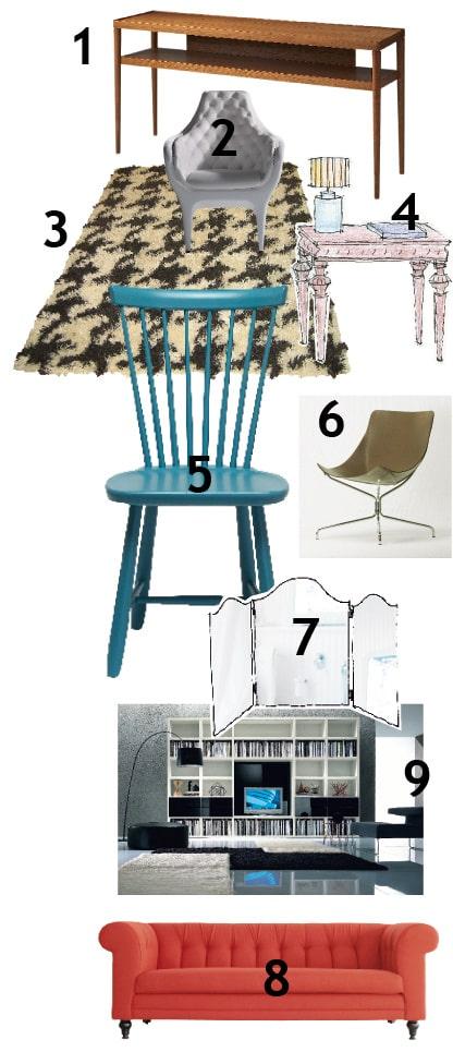 1. Avlastningsbord kan användas till mycket i många rum. Med en hylla inunder är Ikea Stockholm ett av de bästa på marknaden.