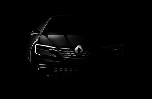 Första bilden på den ryska Renaulten fick vi se i juni i år.
