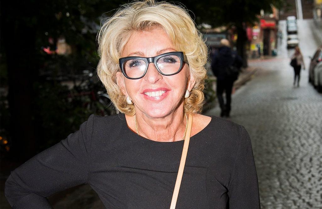Karin Laserow är känd från programmet Bytt är bytt.