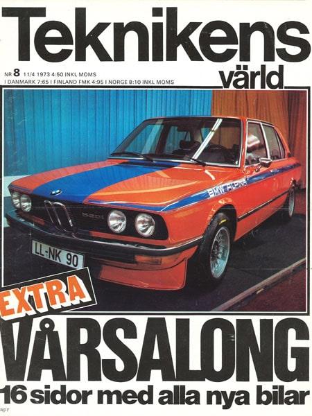 Teknikens Värld nummer 8 / 1973