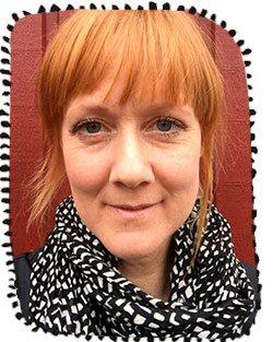 Mari Fransson, psykolog inom mödra- och barnhälsovården.