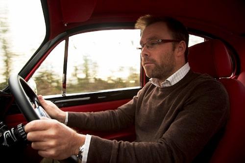 Linus förälskar sig i en brittisk bil som har framtiden för sig. Och den går faktiskt att beställa!