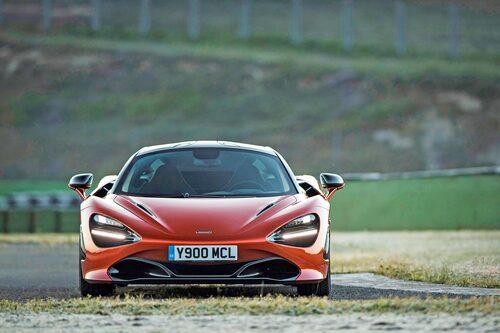 McLaren har spottat ur sig många bilar på sju år, men det är först nu man genomför ett generationsskifte.