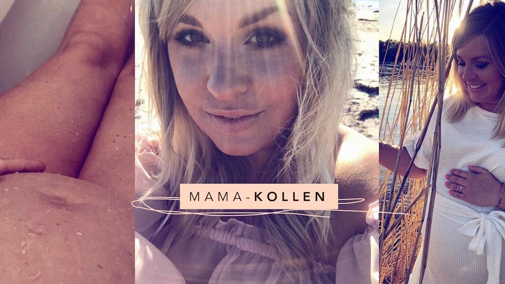 Bloggaren och poddaren Jessica Lagergren har fått graviddiabetes. För mama berättar hon nu om hur beskedet har påverkat henne.