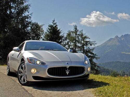 Jason Castriota var ansvarig för formerna av Maserati GranTurismo, av många kallad världens vackraste bil.