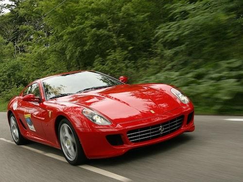 Jason Castriota var delaktig i formgivningen av Ferrari 599 GTB Fiorano.