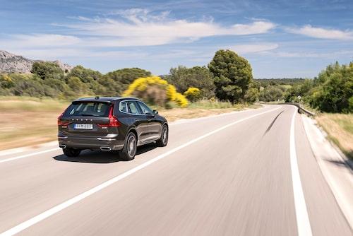XC60 är först ut i Volvos nya 60-serie som snart fylls på med S- och V60.