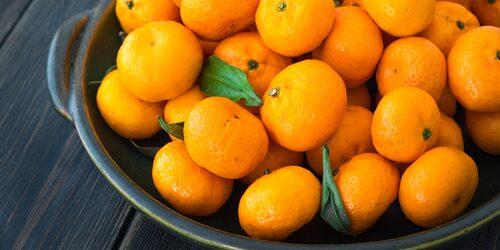 Mandariner, mm - passa på att njut!