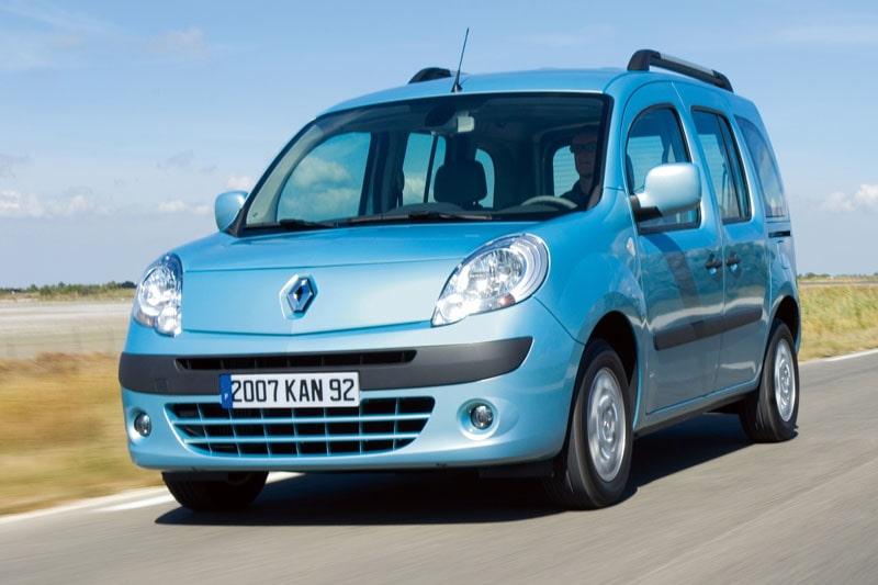 Renault Kangoo 1,5 dCi