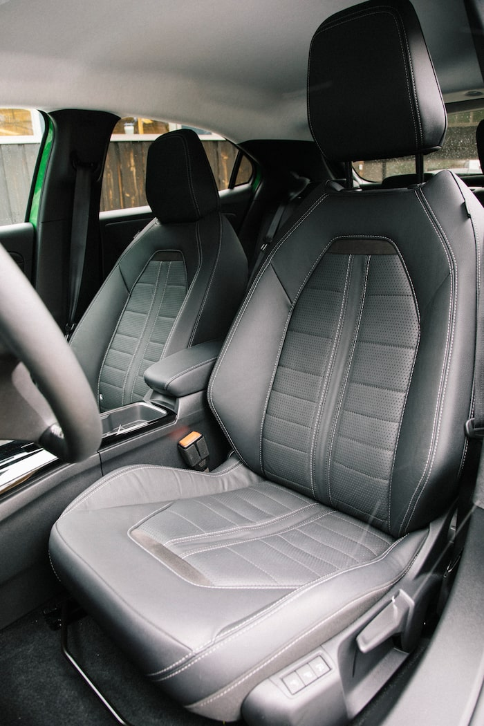 Jag saknar Opels så sköna stolar.