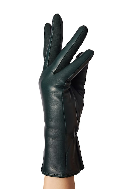 Handskar från Handosome Stockholm har touchscreen-funktion på både tumme och pekfinger.