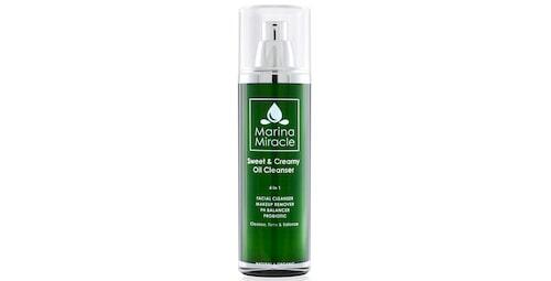 Sweet & creamy oil cleanser från Marina Miracle.