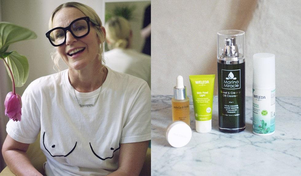 Linda Öhrström väljer 5 favoritprodukter.