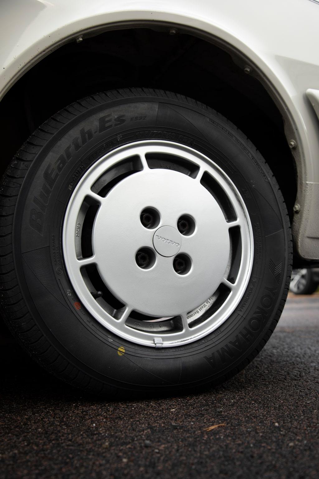 Snik eller smart? Fyrbultshjul hos 360.