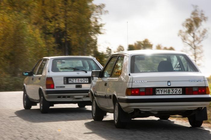 Fart och fläkt. 600:ans tvillingmodell Delta vann i rally VM och Volvo 343 var framgångsrik i rallycross.