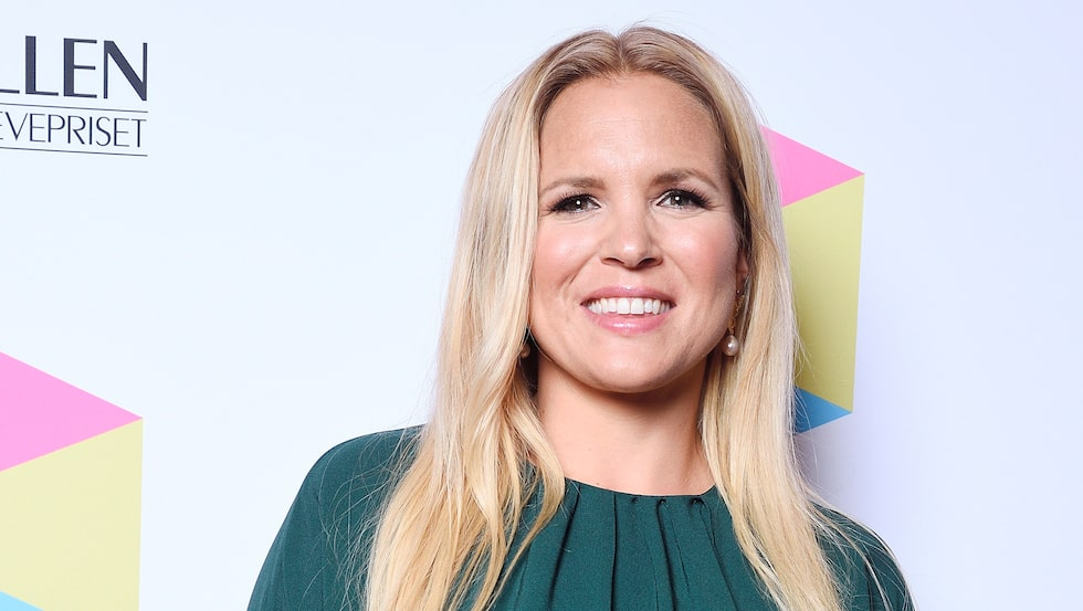 Anja Pärson är aktuell med programmet Vem kan slå Anja och Foppa? på Kanal 5.
