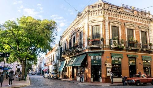 Caroline de Maigret älskar Buenos Aires.