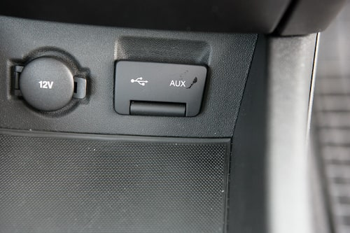 Uttag för Mp3-spelare är standard i Cee'd och blir allt vanligare även i andra bilar.