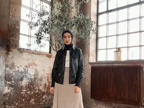 Imane Asrys Instagramkonto har uppmärksammats av Vogue.