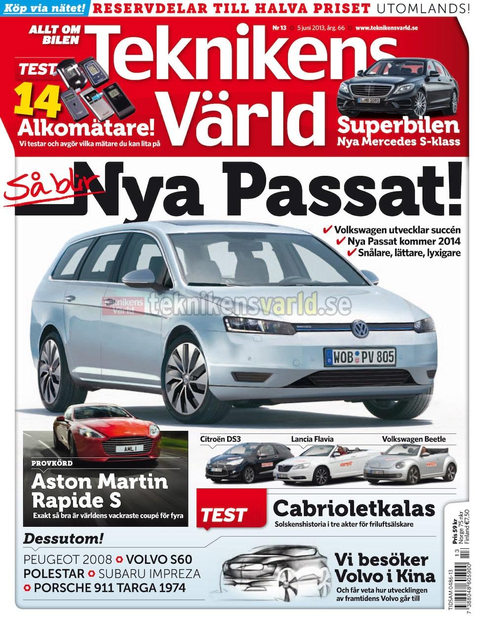 Teknikens Värld nummer 13 / 2013