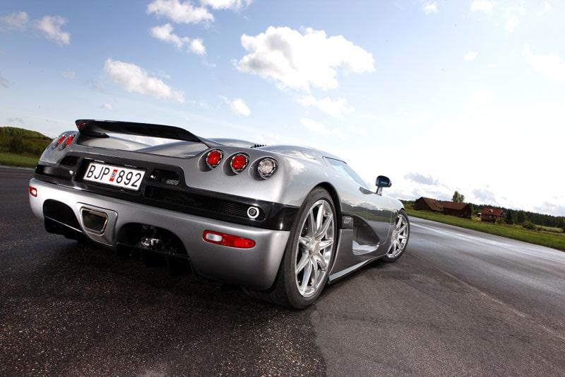 CCR Evolution är ett resultat av  samarbetet mellan Koenigsegg och märkets svenska återförsäljare Callisma.