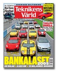 Teknikens Värld nummer 16 / 2005