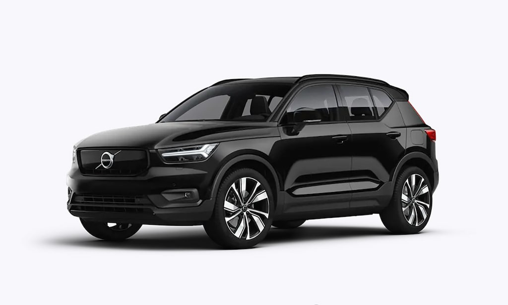 Volvo XC40 Recharge Onyx Black Metallic