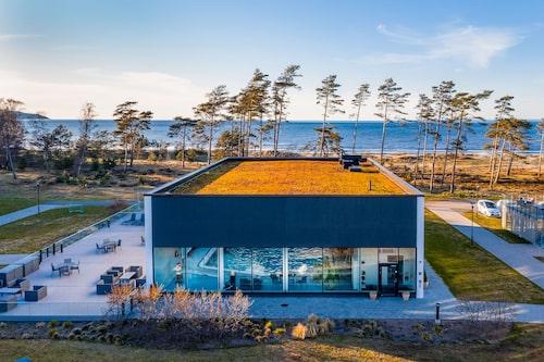 Hotel Riviera Strand i Båstad, ToppHälsas svenska nyhet i höst!