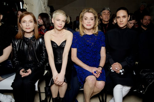 Isabelle Huppert, Michelle Williams, Catherine Deneuve, Jennifer Connelly