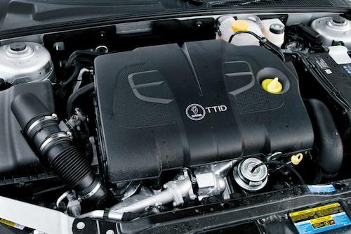 Saab 9-3 1,9 TTiD