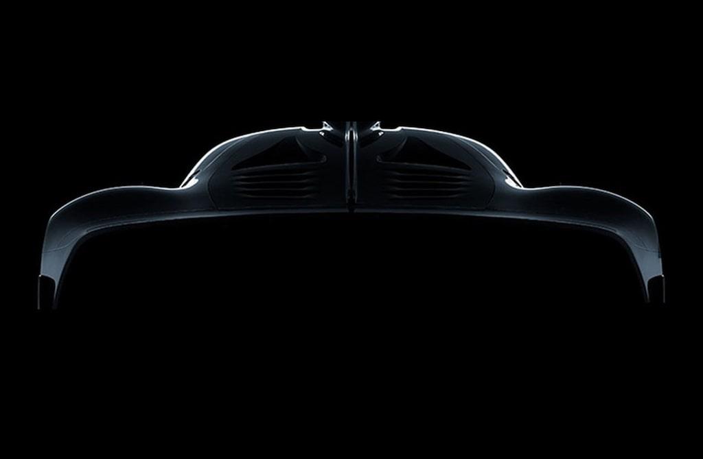 Mercedes-AMG Projcect ONE.