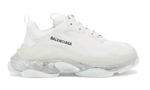 Balenciagas chunky sneaker.