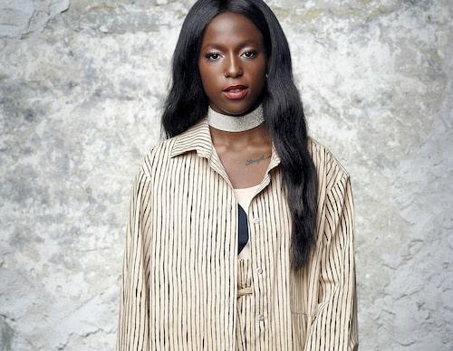 Så mycket bättre - Sabina Ddumba: Jag grät varje   amelia