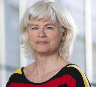Karin Svensson Smith. Foto: Miljöpartiet