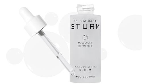 Serum med hyaluronsyra, Hyaluronic serum, Dr Barbara Sturm.