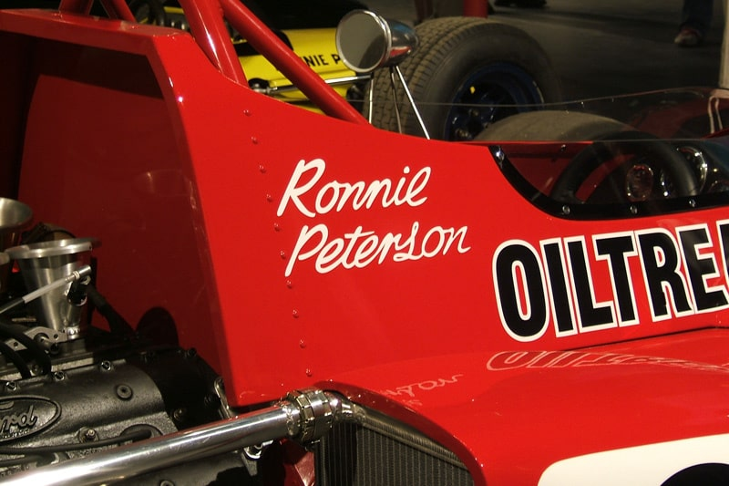 0800603 ronnie peterson