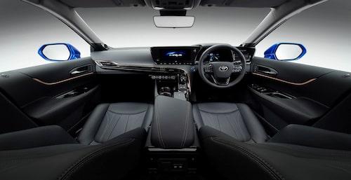 Nya Toyota Mirai.