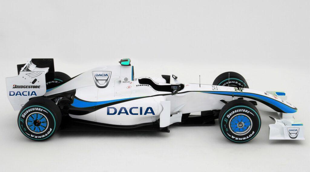 Formel 1 Dacia