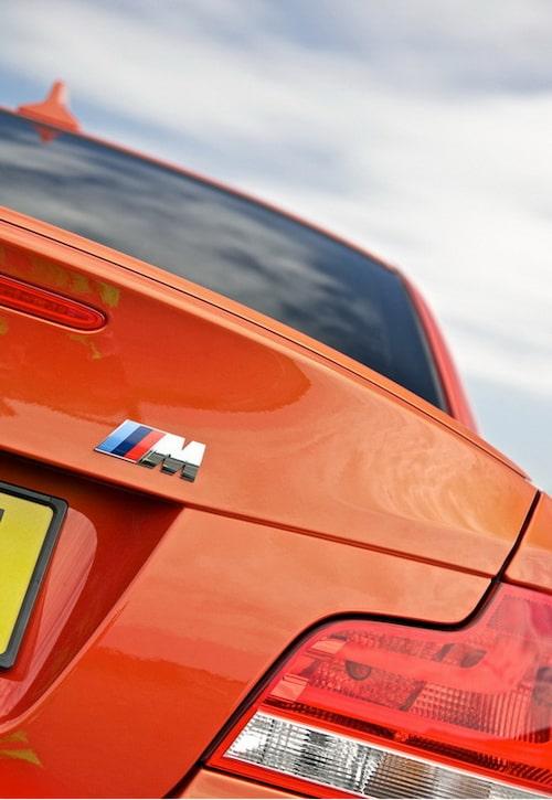 BMW 1-serie M Coupé