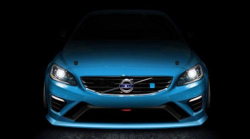 En första mörk bild av S60 i V8 Supercars-tappning har Volvo släppt...