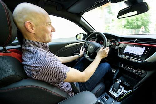 Nya Opel Corsa är betydligt roligare att köra än tidigare versioner.