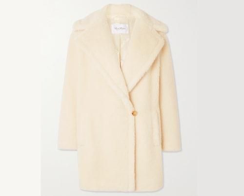 Max Maras storsäljande kappa Teddy bear coat.