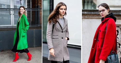 Ett mönster eller färg – och vips blir din look mer rolig och intressant!