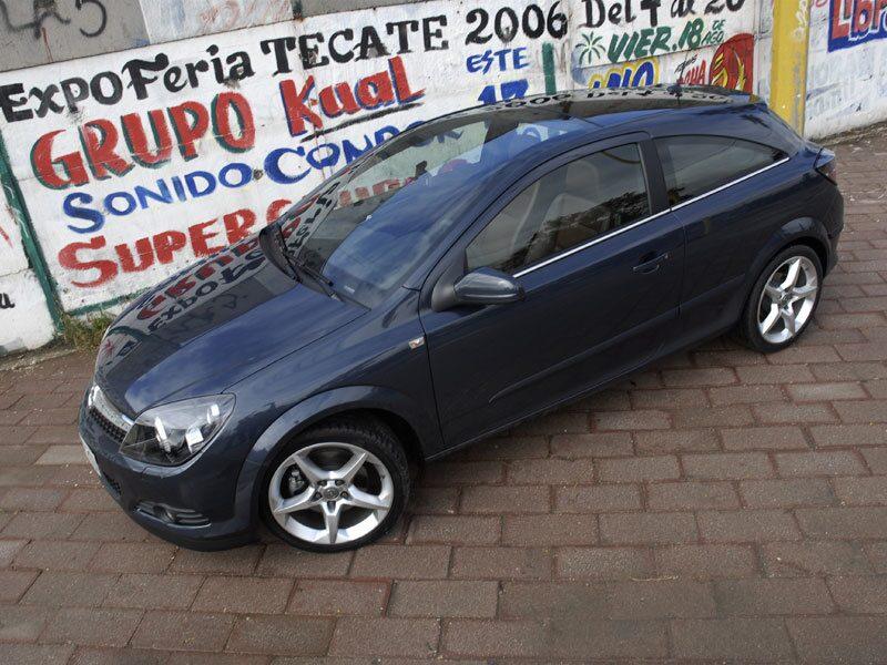 Provkörning av Opel Astra 1,6 Turbo