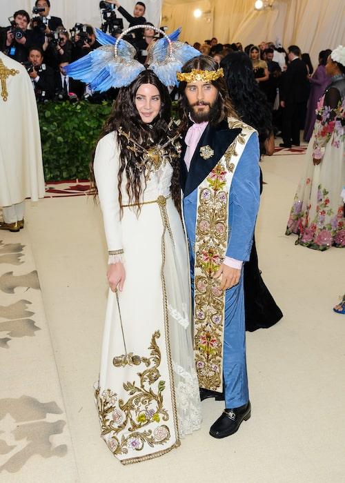 Lana Del Rey och Jared Leto