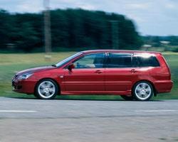 Mitsubishi Lancer 2,0 Sport kombi