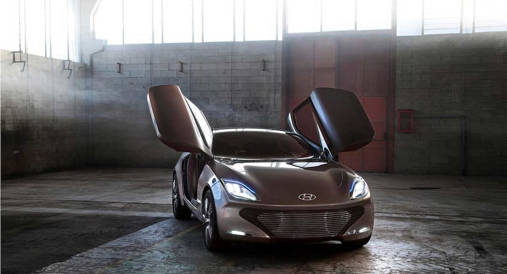 Hyundai i-oniq concept Geneva