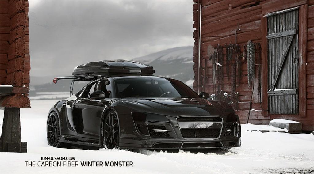 Jon Olsson Audi R8 PPI Razor GTR